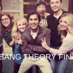 Big Bang Theory Finale