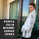 Kenya Julia Miambi Sarah Jones aka Kenya Kinski Jones Biography,Wiki,Boyfriend,Family,Siblings,Age,Instagram,Career,Modeling,Works