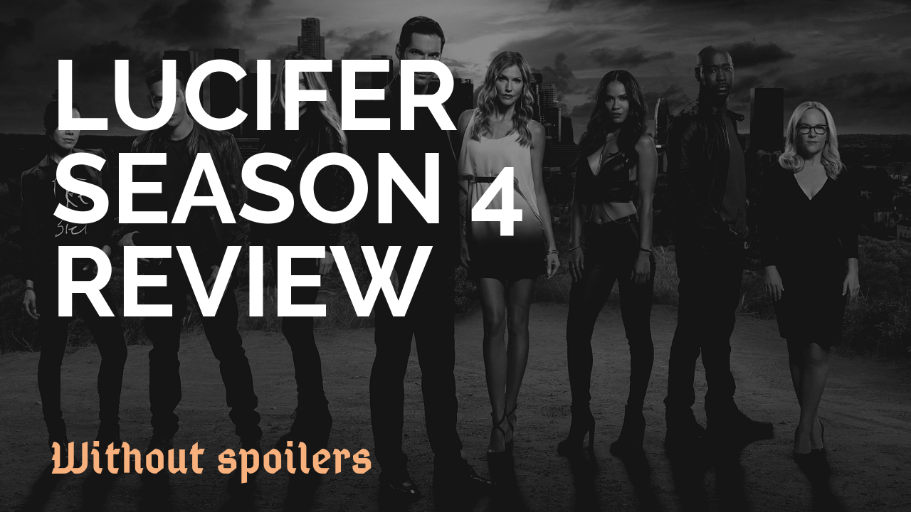 lucifer season 4 review