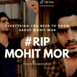 Mohit Mor Biography : Wiki Age Family Brother TikTok Girlfriend Death Facts