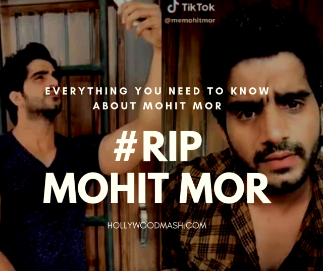 mohit mor biography death