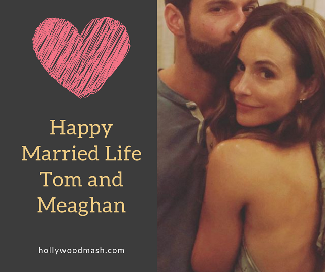 Happy Married Life Tom and Meaghan