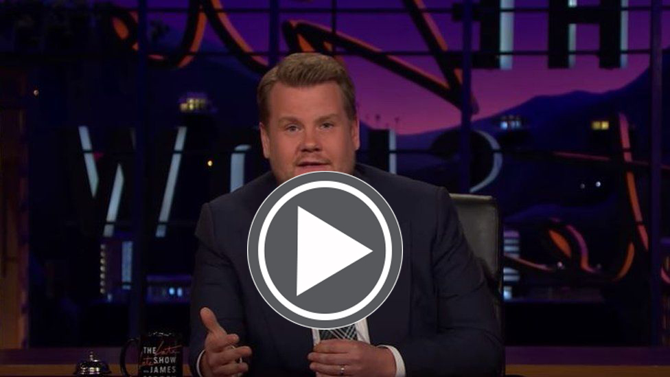 How James Corden Brilliantly Responded To Bill Maher's Fat Shaming Talking Points