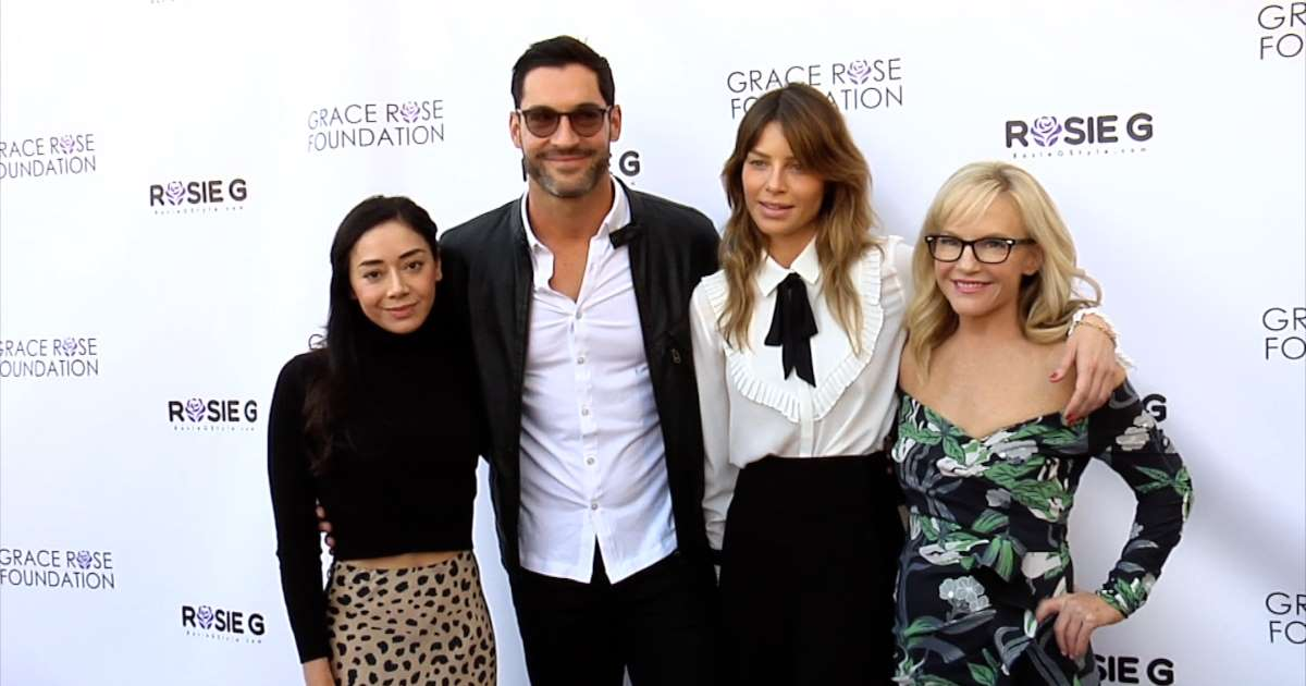 Lucifer Stars at Cystic Fibrosis Fundraiser
