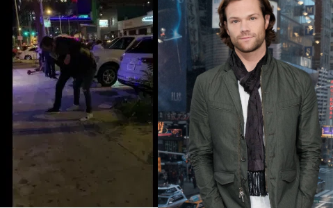'Supernatural' star Jared Padalecki arrested for assault and intoxication