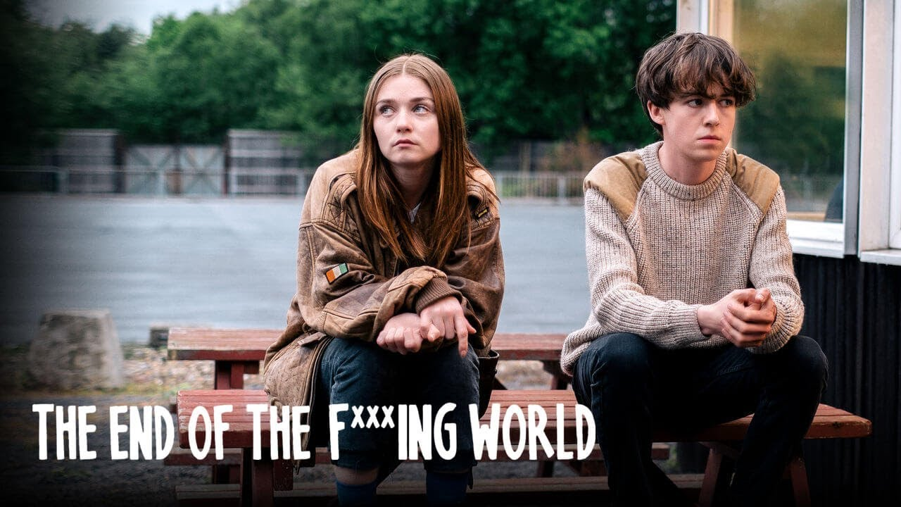 Netflix dropped the trailer and release date of The End of the F***ing World: Season 2