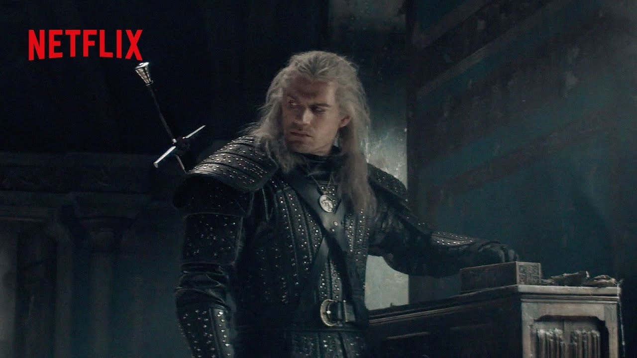 Watch this intriguing Trailer of Netflix's The Witcher (2019) here