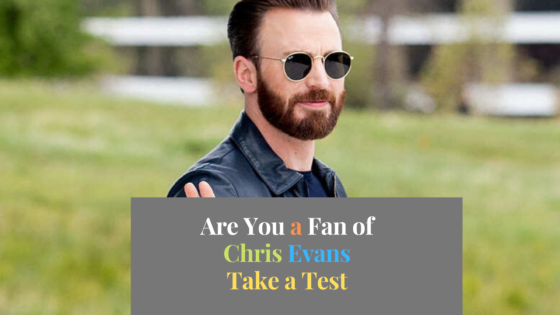 Chris Evans Quiz
