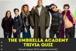 The Umbrella Academy Trivia Quiz