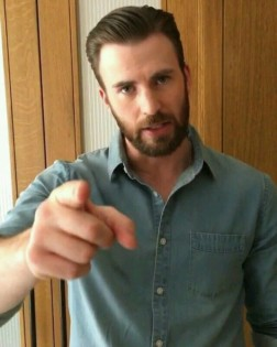Chris Evans was angry over James Dean CGI 'casting'