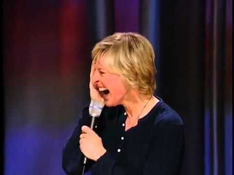 Ellen Degeneres Funniest Stand-up comedy