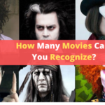 Can You Recognize Johnny Depp movies from these Pictures