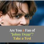 Johny Depp Quiz : How well do you know him?