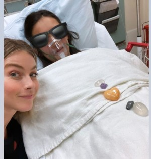 The Vampire Diaries's Star Nina Dobrev was hospitalizeddue to severe allergic reaction