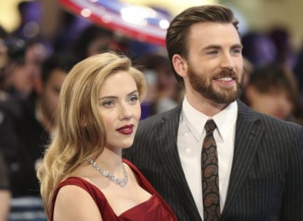 Chris Evans & Scarlett Johansson talks about their life carrier and more