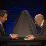 Derren Brown Blows Seth Meyers Mind by this Impossible Trick