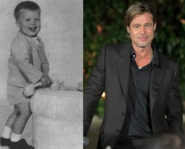 Rare and Cute old Pictures of Brad Pitt