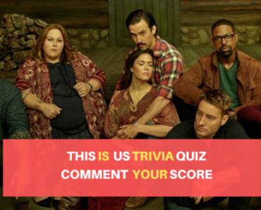 This is Us Trivia Quiz