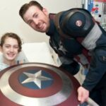 Here is Why Chris Evans is Real Life Superhero
