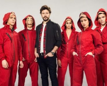 Netflix Just revealed the release date of Money heist part 4