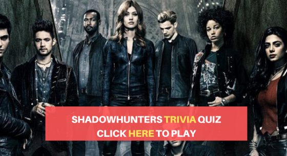 shadowhunters trivia quiz