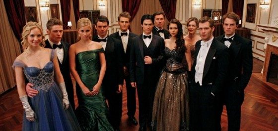 Quiz: Can You Recognize These Characters From The Vampire Diaries