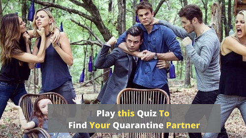 Play This To Find Out Who Will Be Your Quarantine Partner From 'The Originals'