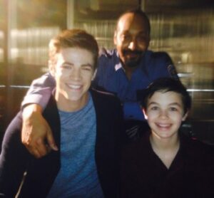 'The Flash' Actor Logan Williams Dies at 16