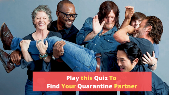 Who Will Be Your Quarantine Partner From 'The Walking Dead'