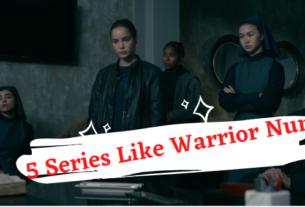 Series Like Warrior Nun