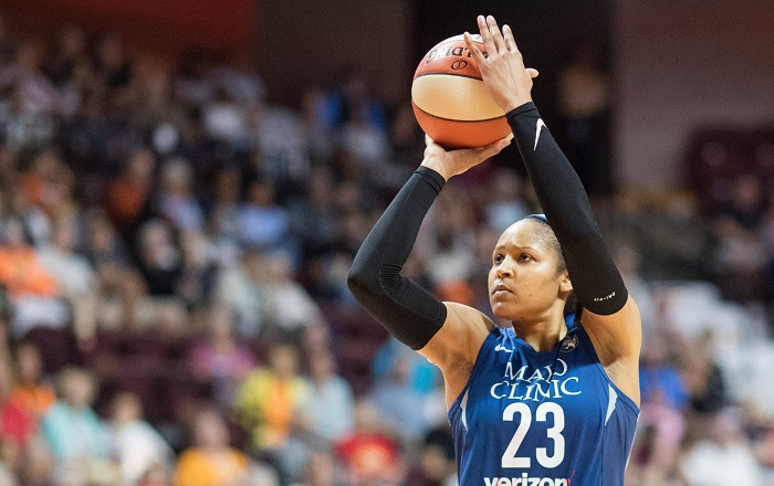 who is maya moore