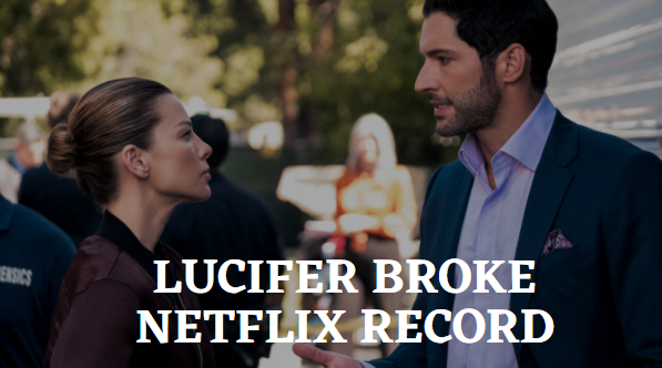 Lucifer Broke the Netflix Record for the Biggest Opening Weekend Ever