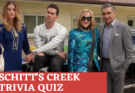 Schitt's Creek Trivia Quiz
