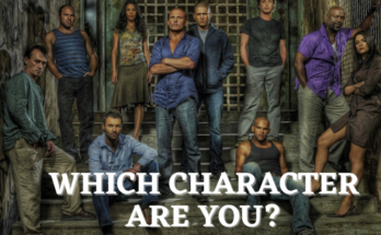 Prison break character quiz