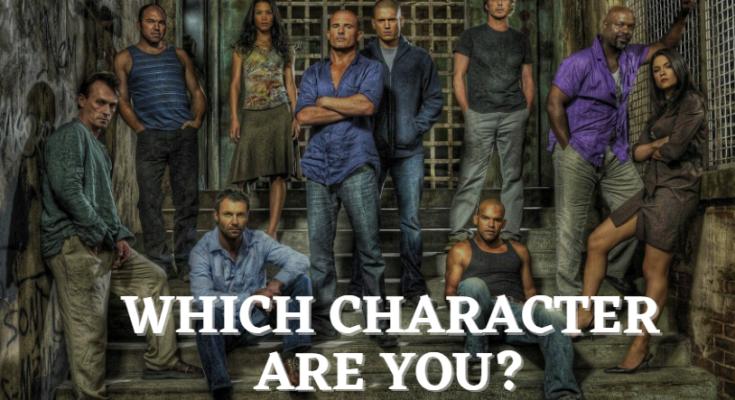 Prison break character quiz