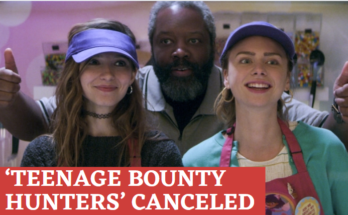 'Teenage Bounty Hunters' Canceled By Netflix