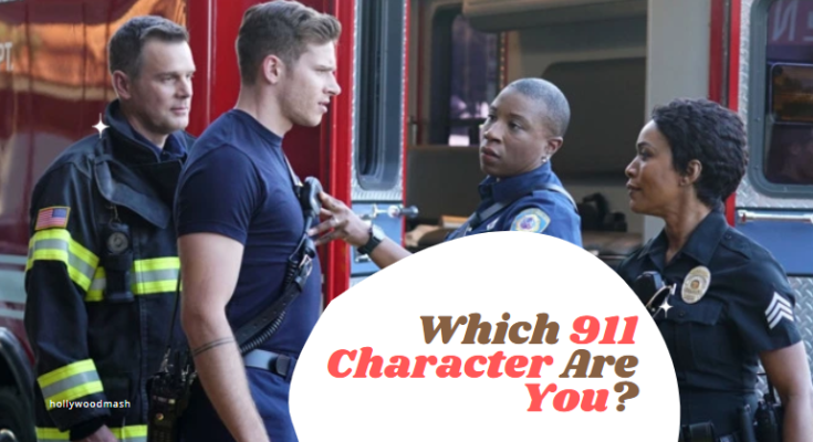 which 911 character are you