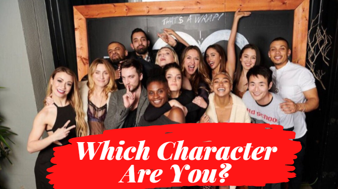 which the 100 character are you