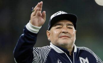 Maradona died