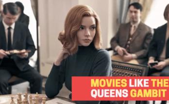 movies like queens gambit