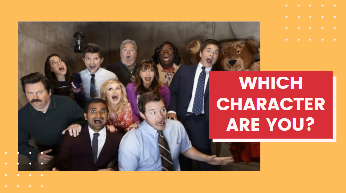 Parks and Recreation character quiz