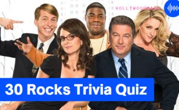 30 Rocks Trivia Quiz