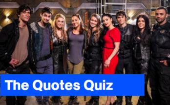 The 100 quotes quiz